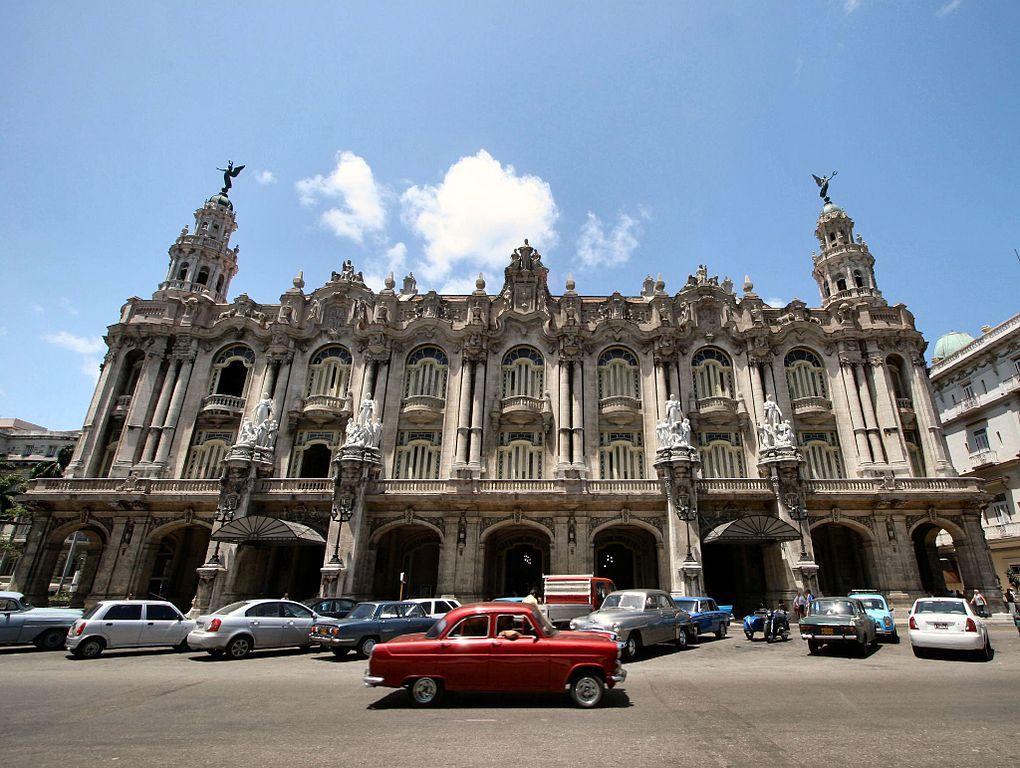 哈瓦那 (Photo by Brian Snelson, License: CC BY 2.0, 圖片來源www.flickr.com/photos/32659528@N00/500625772)