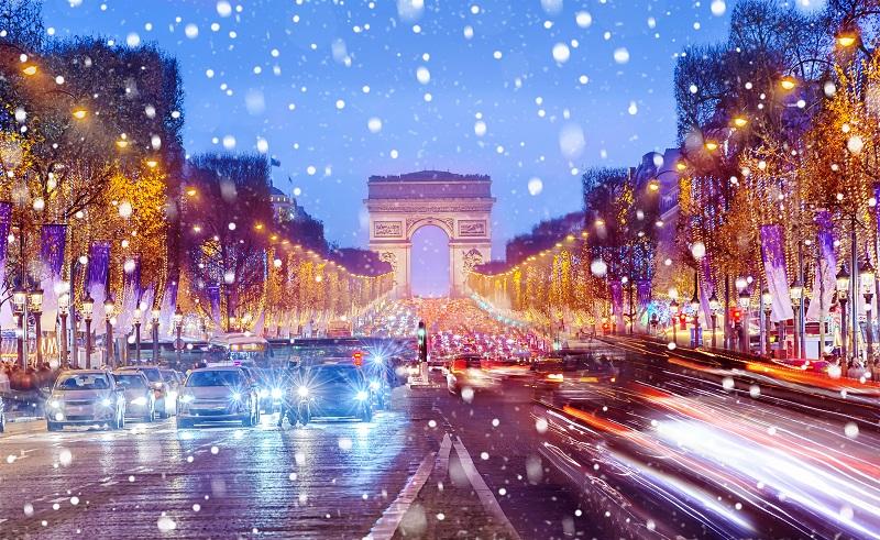 《國家地埋》雜誌評選巴黎為五十個一生人必須踏足的地方之一。(圖/shutterstock.com)