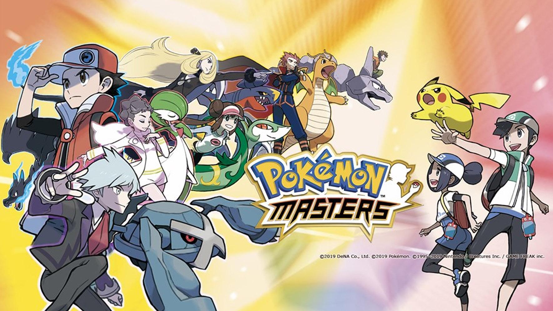 第一週的營收就達到了 2500 萬美金。(圖源:Pokémon Masters)