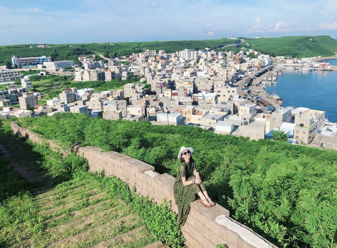 ▲薛妞妞希望下一次再去澎湖的時候,也能和朋友一起。