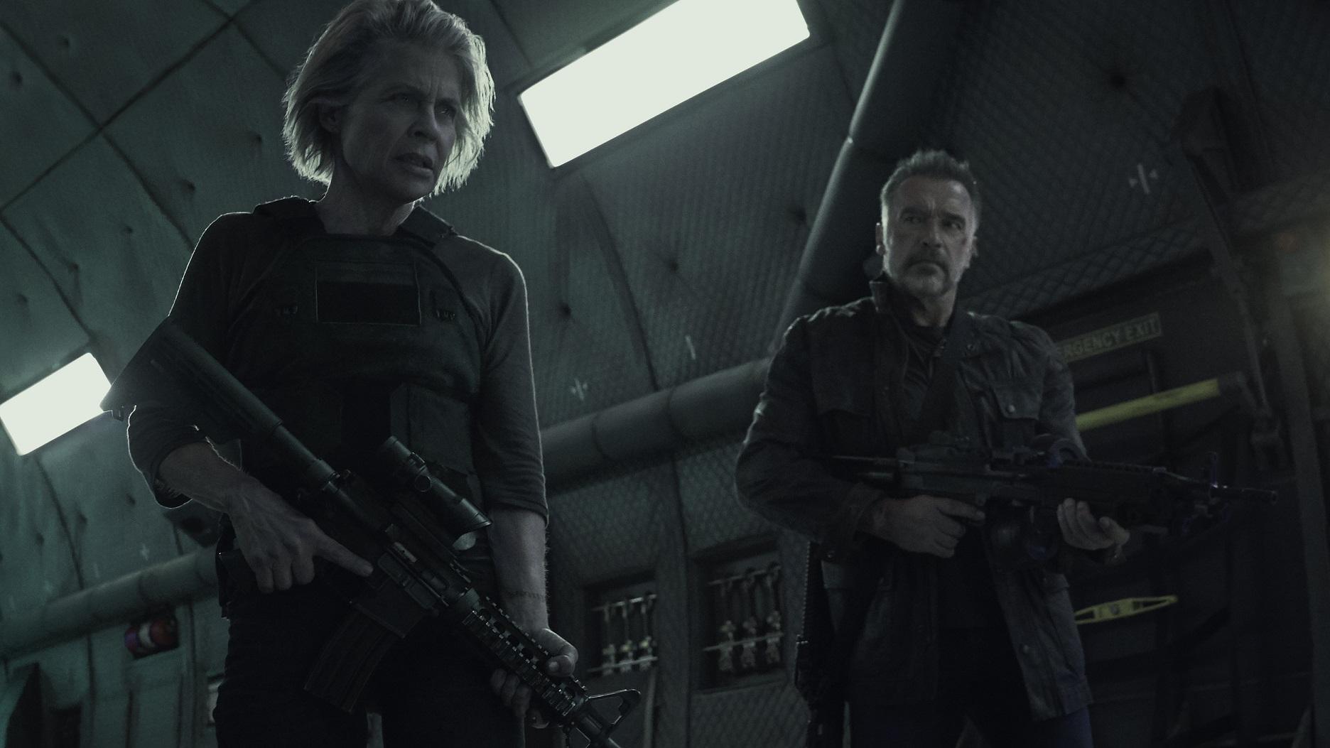 影史最殺動作科幻經典魔鬼終結者系列,最新續集《魔鬼終結者:黑暗宿命》即將於11月7日上映