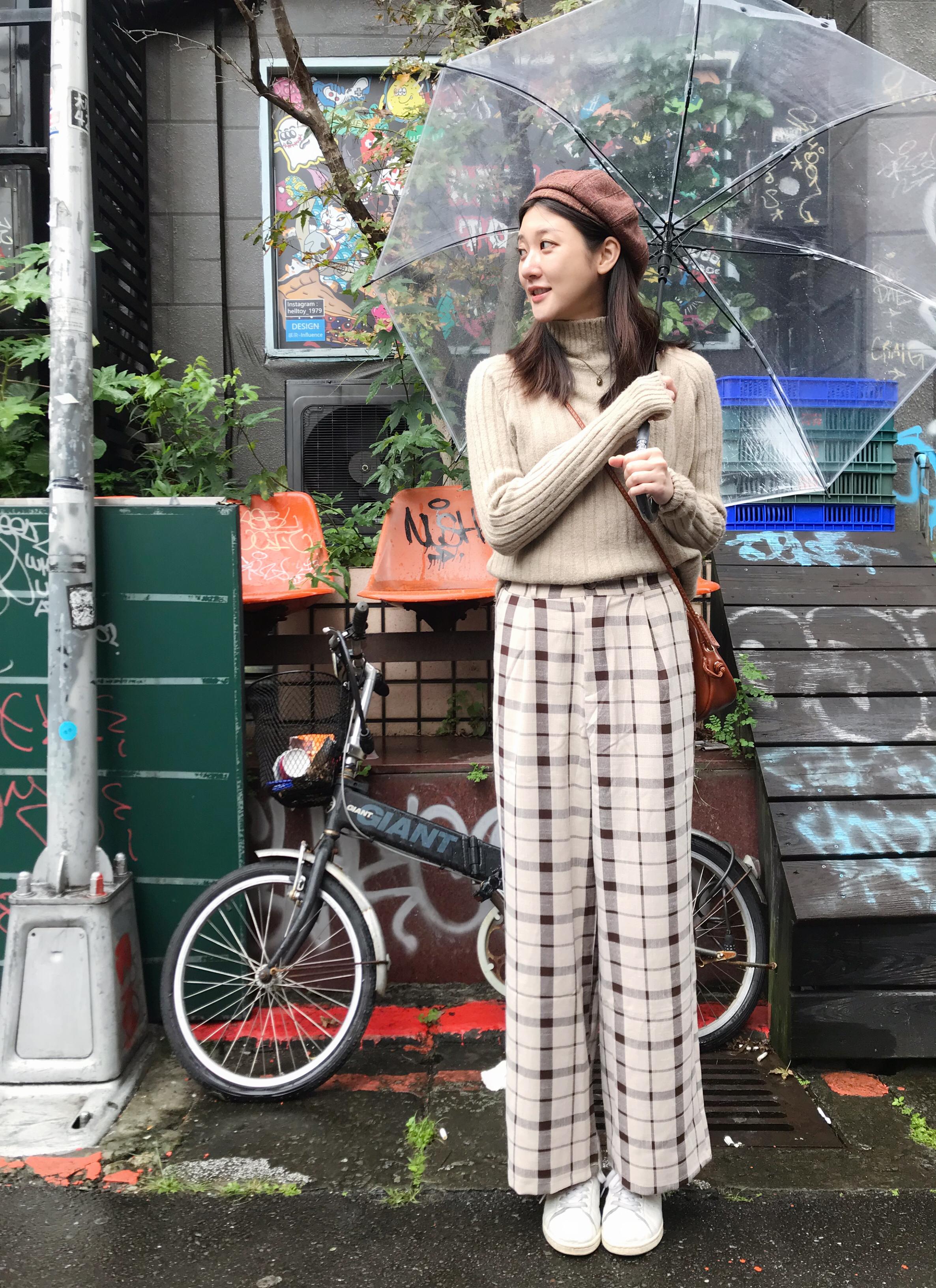 【明星搜查線】各式帽款顯氣質!林逸欣浪漫一整個秋天