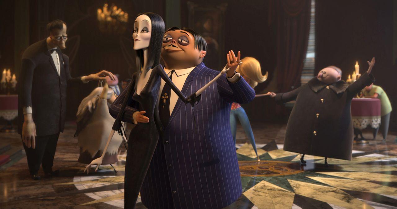 地表最陰森的古怪家庭《阿達一族》首部動畫電影登上大銀幕啦!