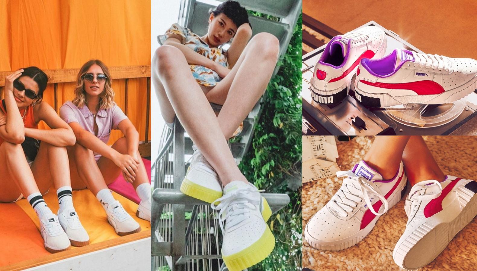 穿球鞋也要耍心機!#腳踝顯細、#視覺偷+3cm的『長腿運動鞋』是這幾個鞋型
