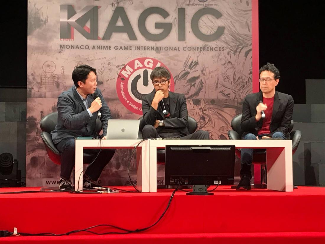 MAGIC Kyoto 2018的圓桌會議