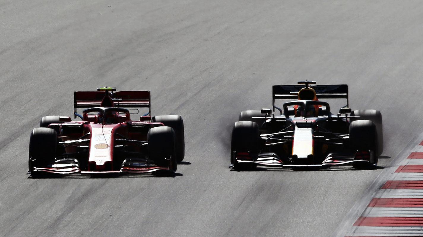Irvine:Leclerc是比Verstappen好得多的車手