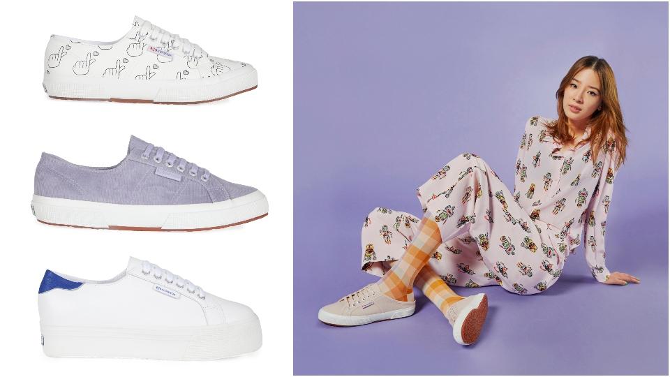 【VG球鞋控】Converse用二手牛仔褲打造全新Chuck 70鞋款,韓系Superga x YOOX情侶球鞋布滿手指愛心超甜蜜!