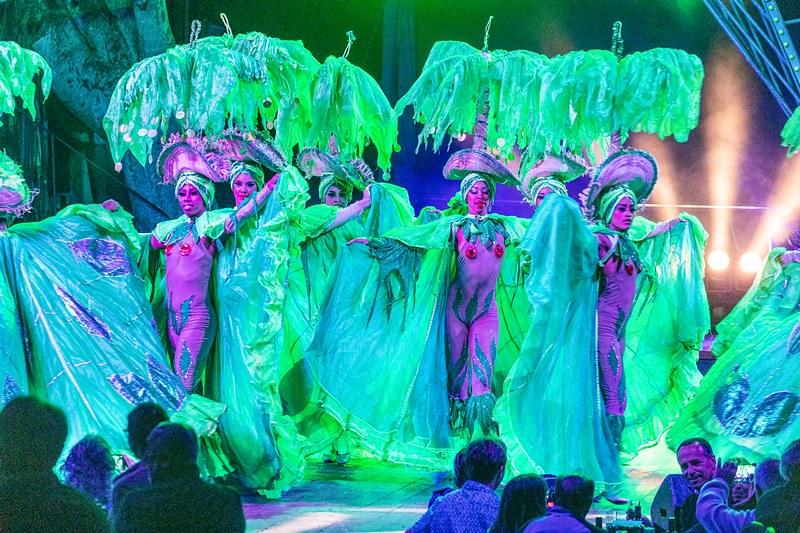 Tropicana Cabaret Cuba