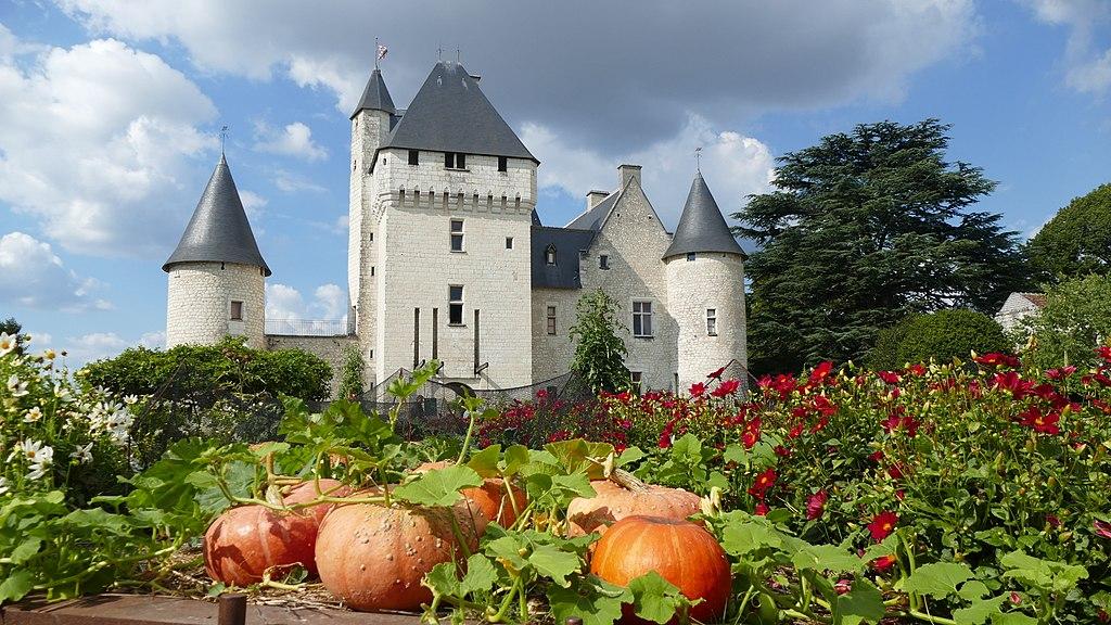 麗芙城堡 (Photo by Aliasse16, License: CC BY-SA 4.0, Wikimedia Commons提供)