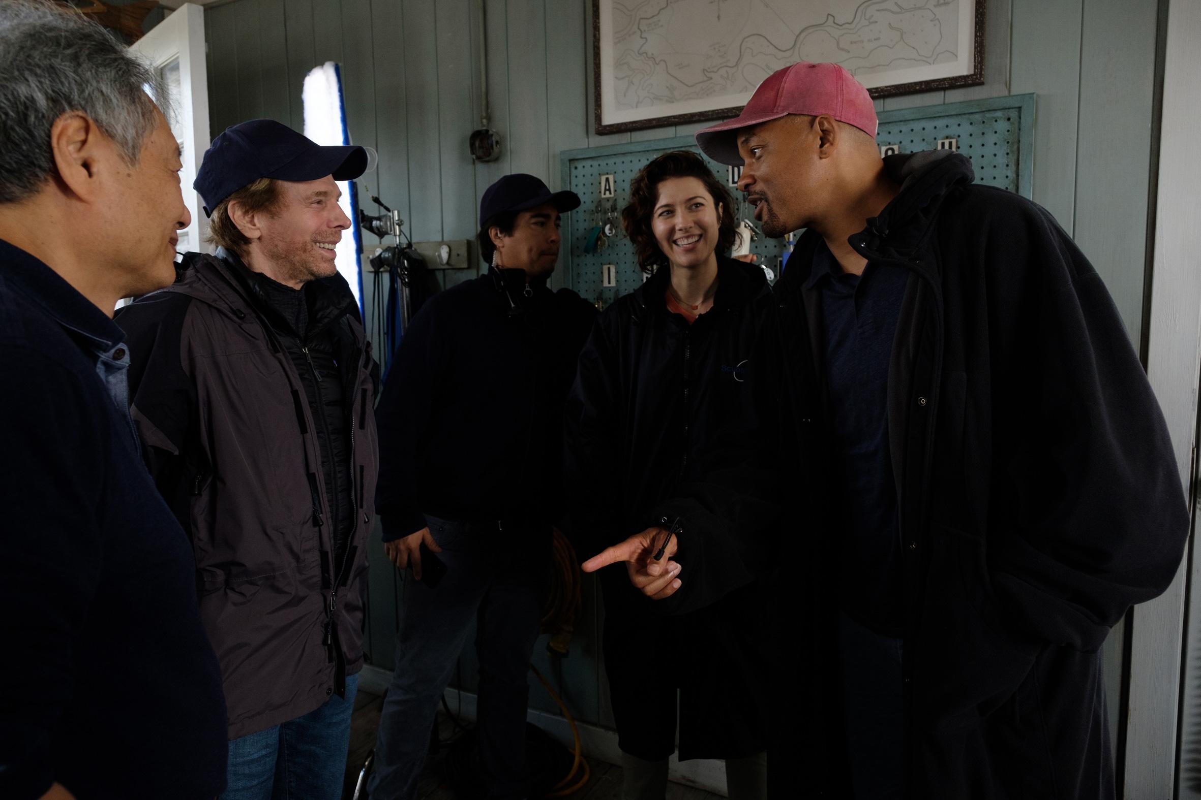 國際大導演李安新片《雙子殺手》採用影史最高規格拍攝
