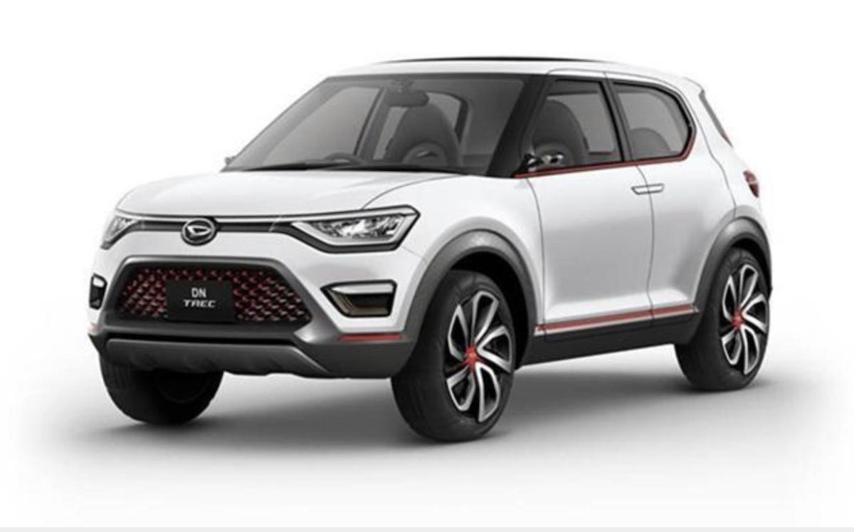此為 2017 發表的 DN TREC Concept 概念車,將於今年 11 月正式亮相。