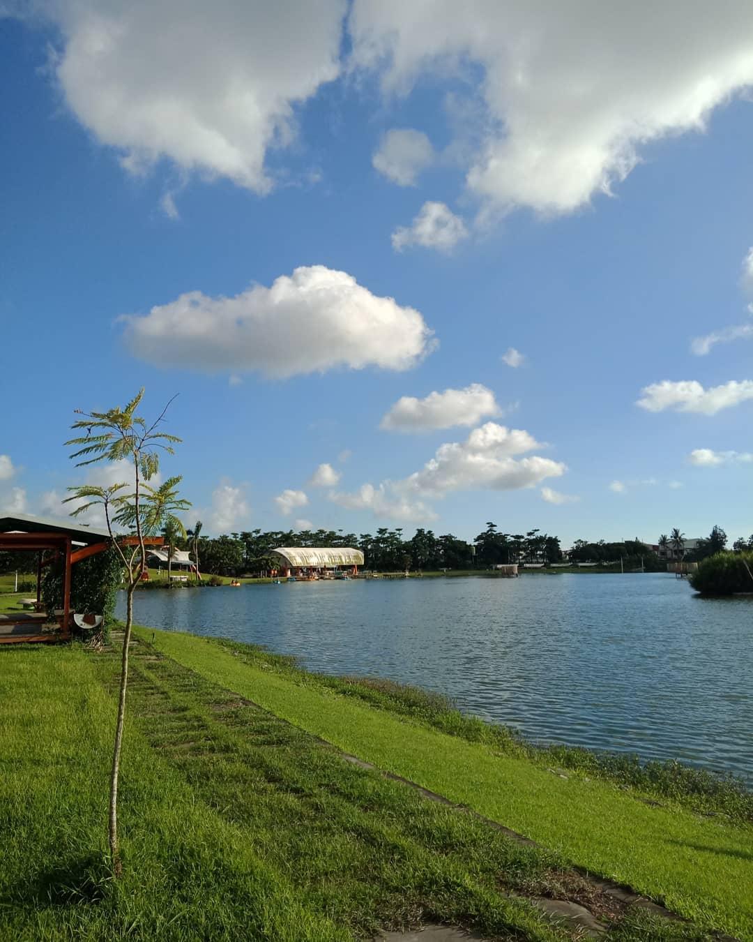 青山綠水,在這裡能欣賞最簡單的田園風光。
