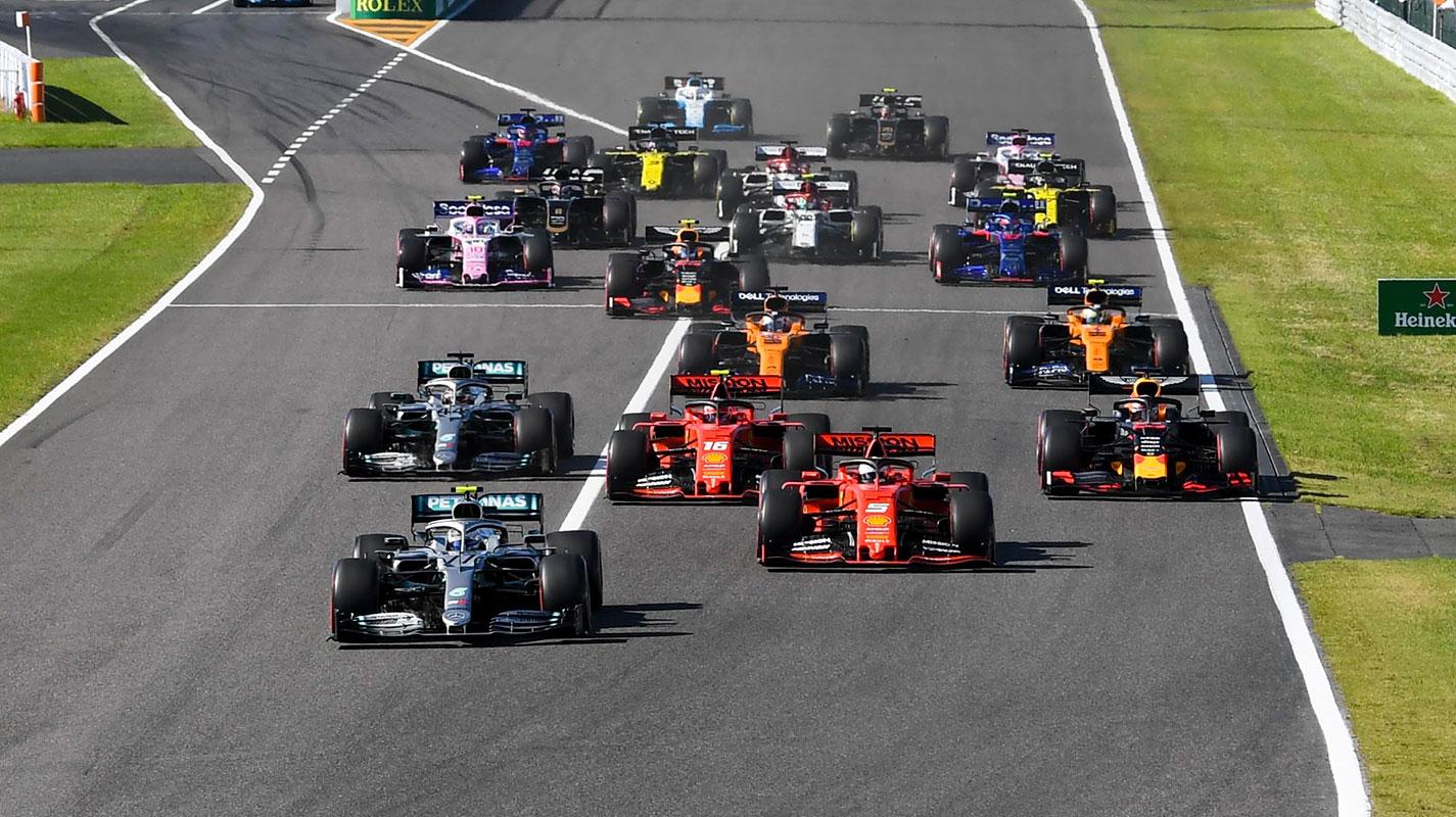 FIA:Vettel起跑前動作在容許範圍之內