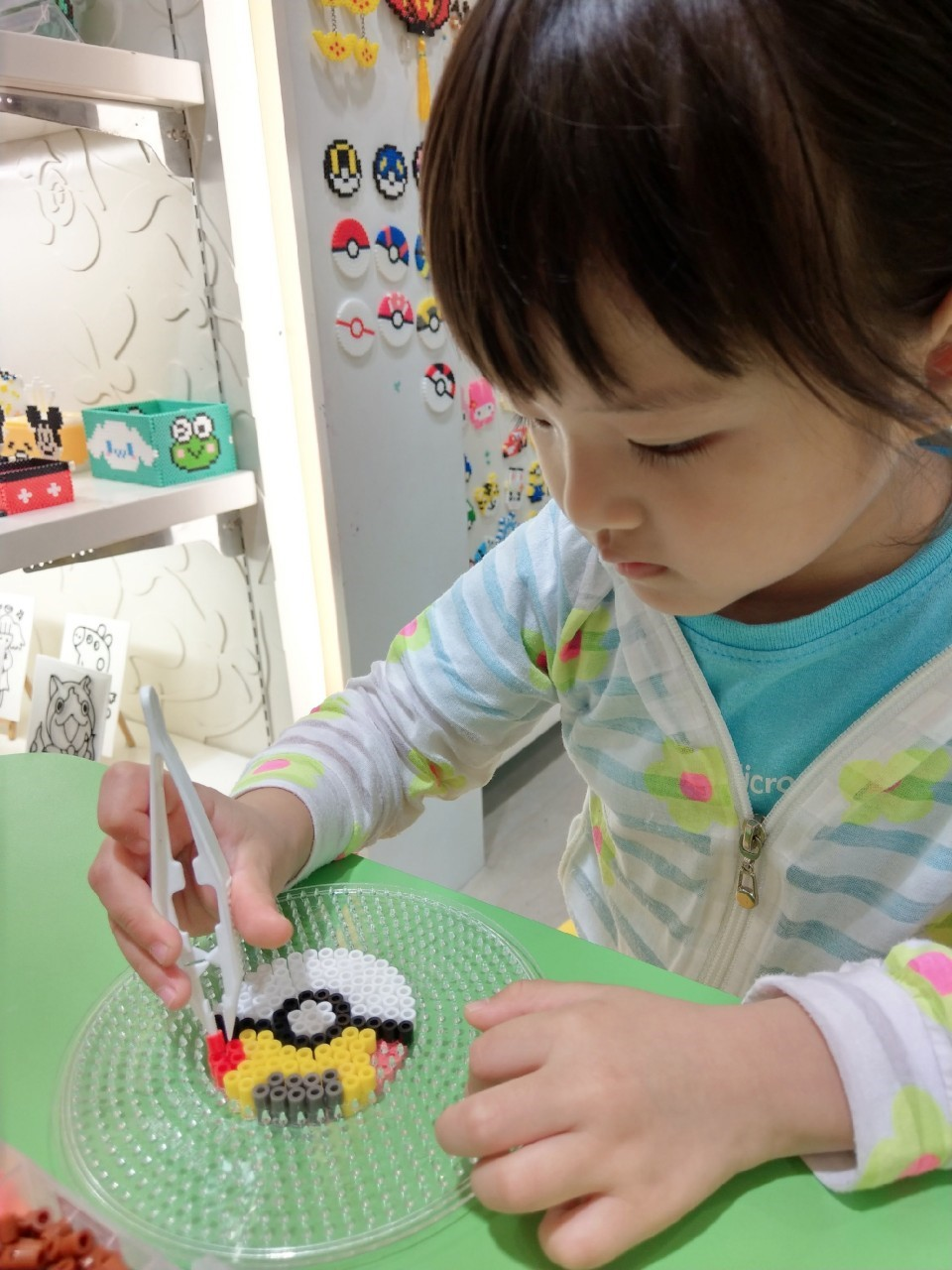 【親子時尚】「理工型女孩」小葵最愛組裝桌遊讓王又冉親子關係再升溫!