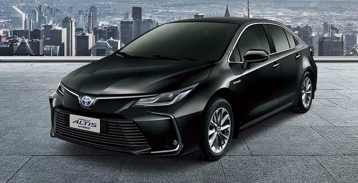 圖/本月銷售榜還是Toyota Corolla Altis一隻獨秀,交出2,564輛的漂亮成績單。