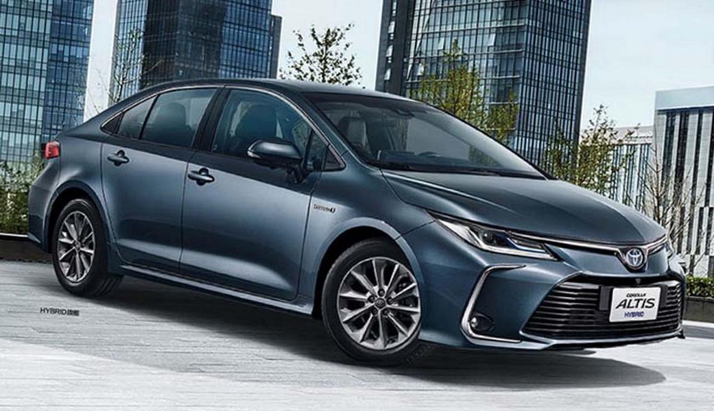 圖/Toyota包辦國產銷售榜單前4名其中3個名次,展現出無法擋的銷售氣勢。