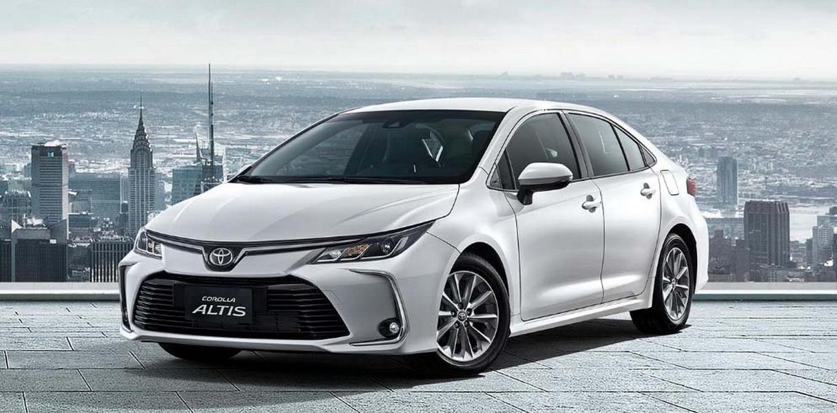 圖/2019年9月臺灣汽車市場銷售報告:擺脫鬼月陰霾,Toyota Corolla Altis一隻獨秀。