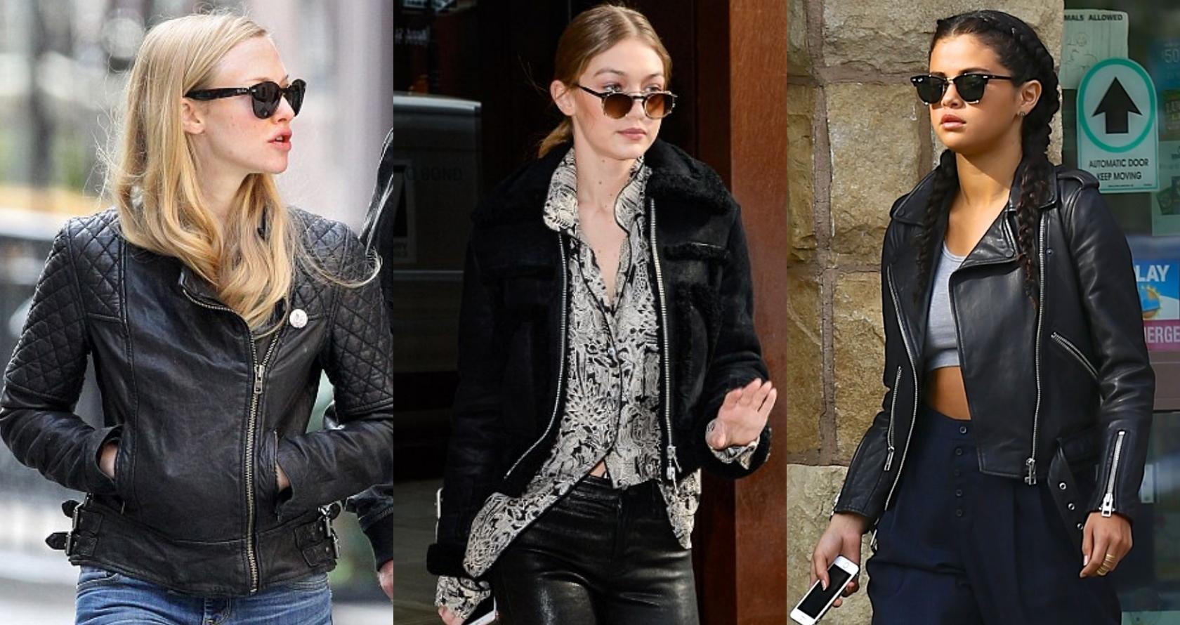 來自英國東倫敦的「ALL SAINTS」他們家的皮衣榮登女星指定款