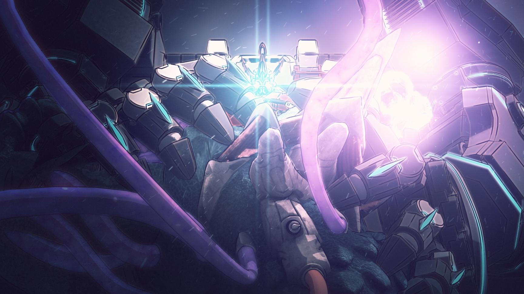 台灣機器人救世界!關鍵機器人「霸律皇」氣勢登場,五分鐘畫面耗時半年!