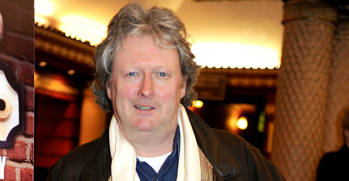 """Charlie Lawson has revealed that he is """"very lucky"""" to be alive after suffering a stroke (Photo: Shirlaine Forrest/WireImage)"""