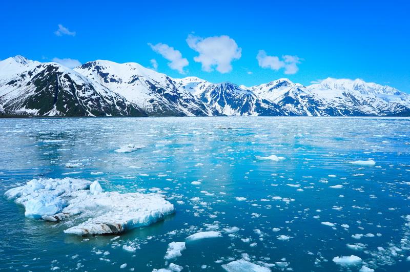 圖/阿拉斯加冰河