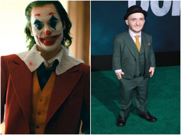 雷伊吉爾參演《小丑》。(圖/《小丑》劇照)