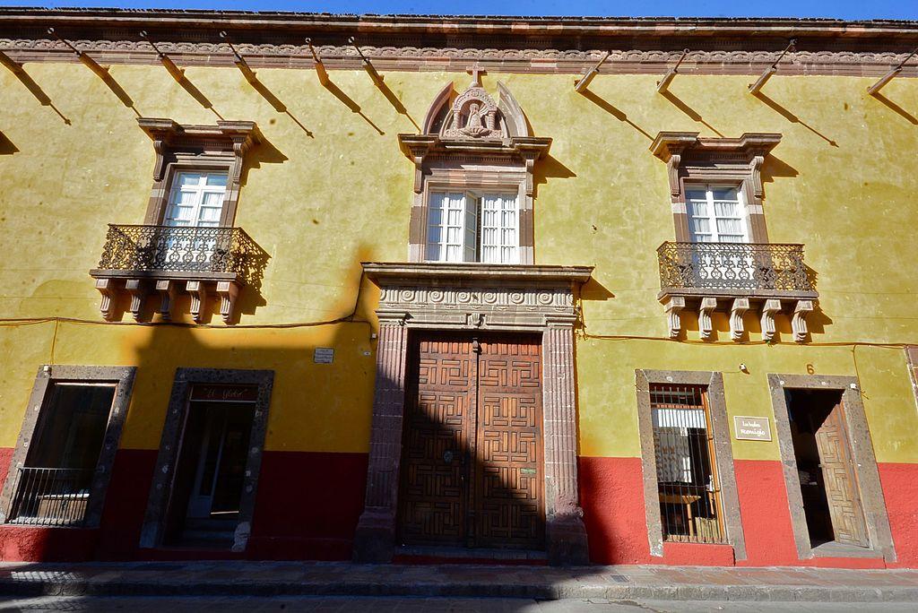 聖米格爾德阿連德 (Photo by Alejandro from Mexico City, MEXICO, License: CC BY 2.0, 圖片來源www.flickr.com/photos/43547009@N00/26015593124)