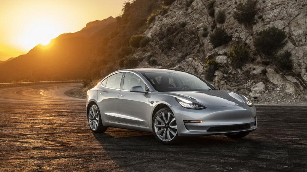 圖/Tesla第三季在全球寫下好成績,要歸功於毛利率最低的Model 3車型。