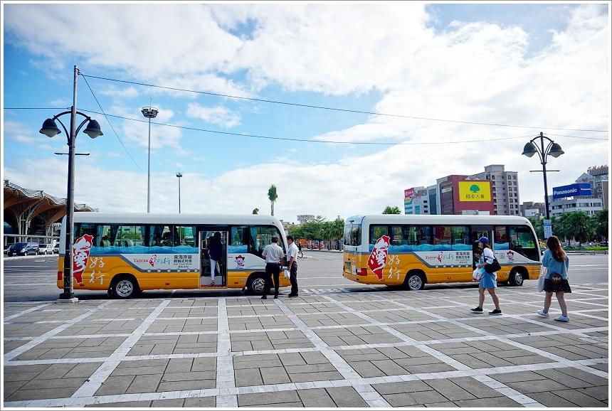 台灣好行304東海岸線郵輪式列車