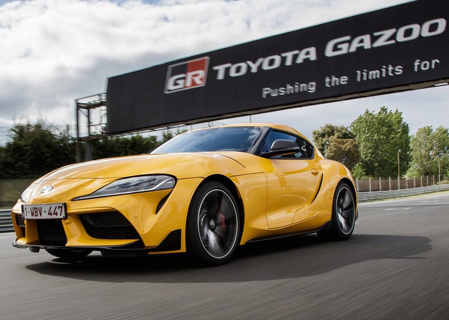秒殺2020 Toyota Supra!少顆渦輪真的追不上