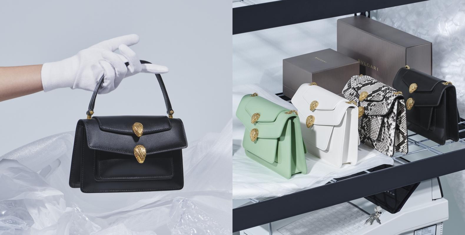 這幾咖必搶的『限量神仙美包』,BVLGARI X Alexander Wang、FENDI Peekaboo,沒買到絕對後悔!