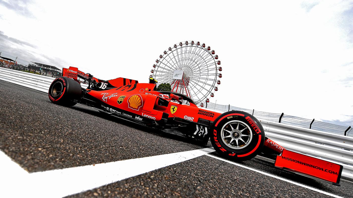 Leclerc坦承Ferrari在鈴鹿賽道的落後是意料之外