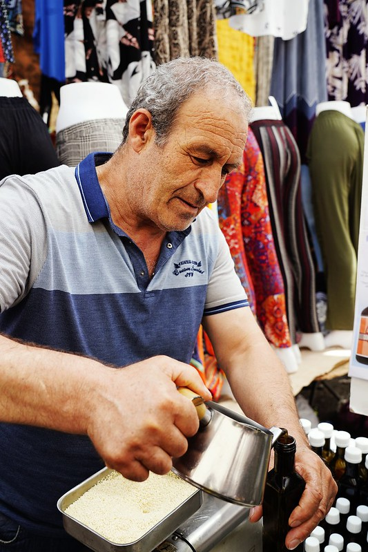 伊斯坦堡 週六限定在地市集Besiktas Saturday Market
