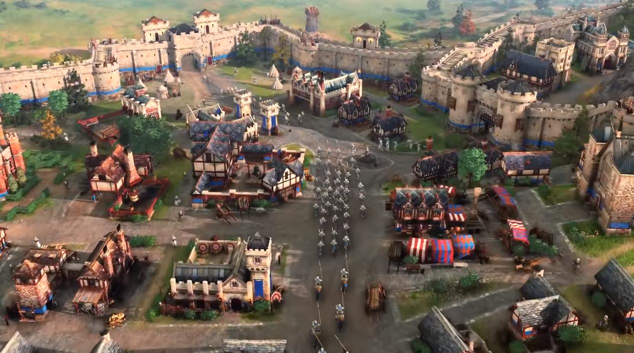 英國的莊園與部隊