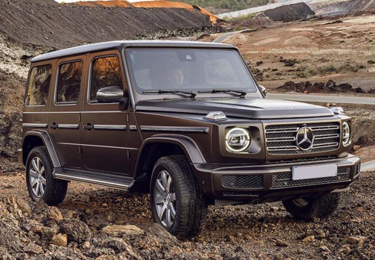 Mercedes-Benz 將推 G-Class 電動越野車。