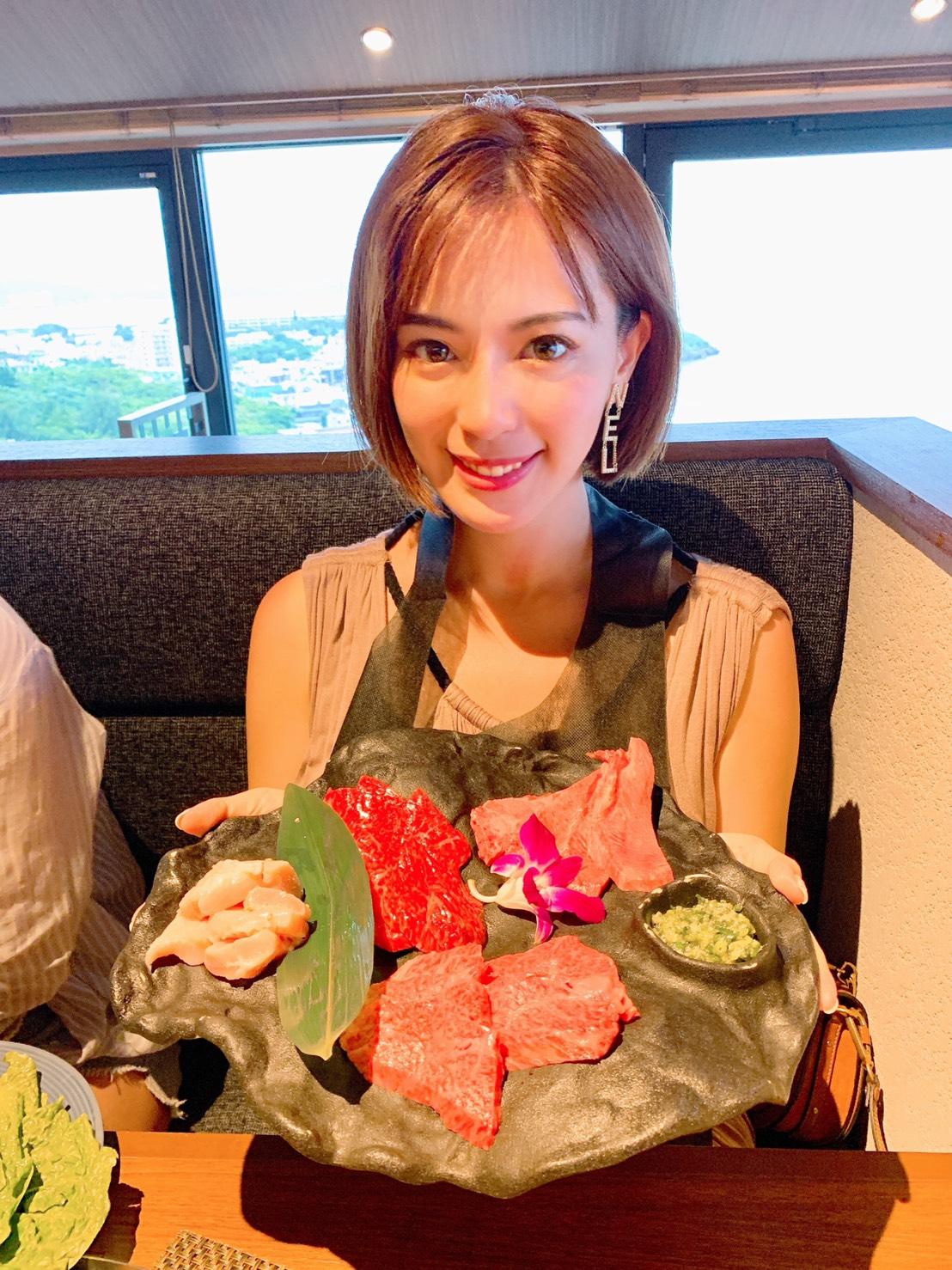 ▲日本和牛肉質鮮美軟嫩,是何織羽推薦去沖繩必吃美食。