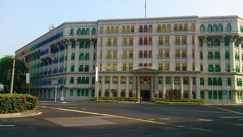 舊禧街警察局 (Photo by ProjectManhattan, License: CC BY-SA 3.0, Wikimedia Commons提供)