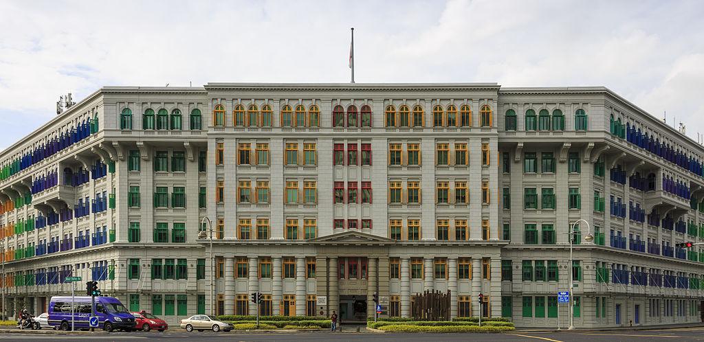 舊禧街警察局 (Photo by CEphoto, Uwe Aranas, License: CC BY-SA 3.0, Wikimedia Commons提供)