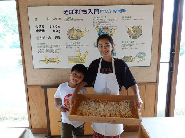 ▲馬克媽媽和先生帶著小馬克去日本岡山鳥取,展開一場日本鄉下的深度旅遊。