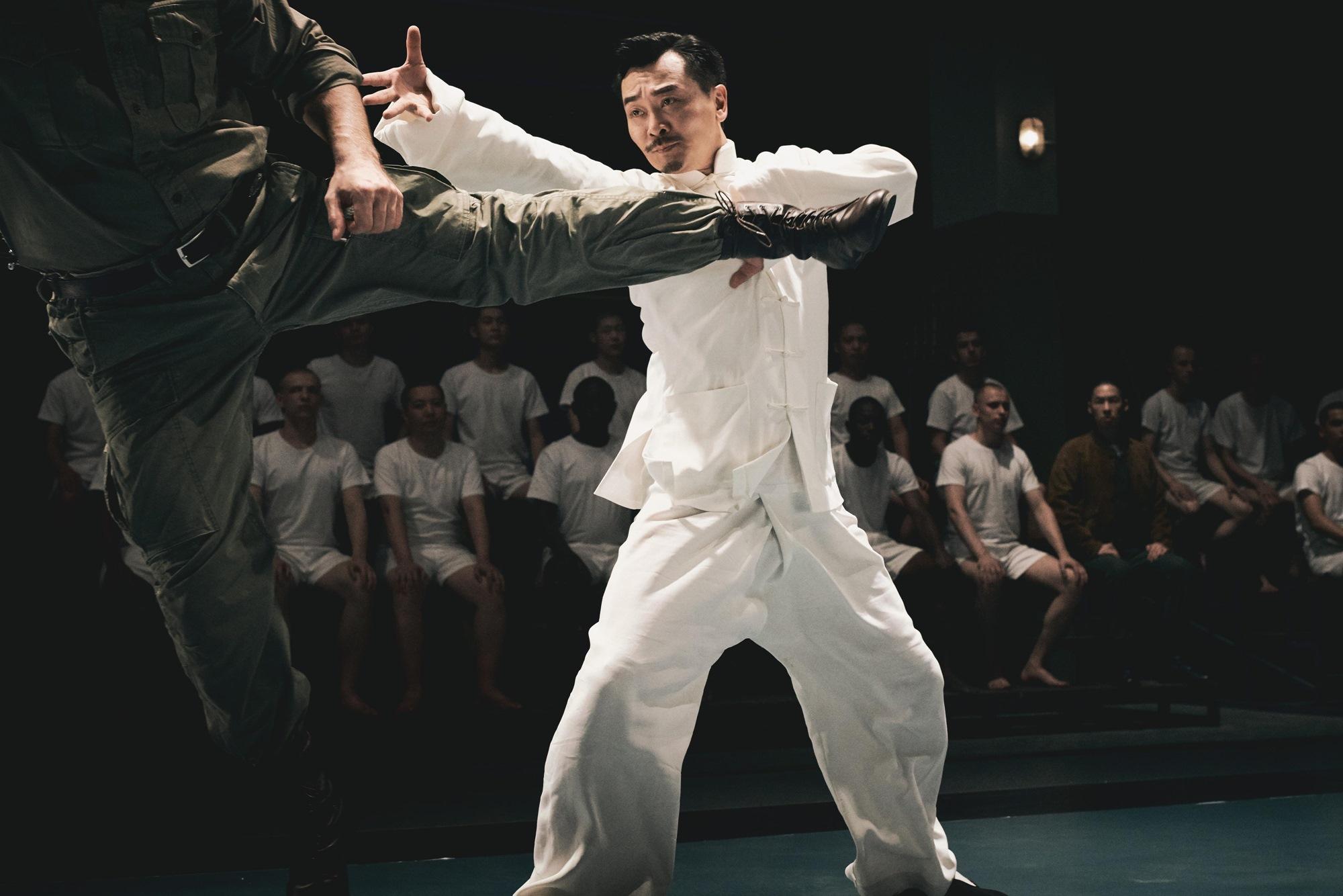 《葉問4:完結篇》詠春力戰太極連拍10天 辛苦開創經典動作場面