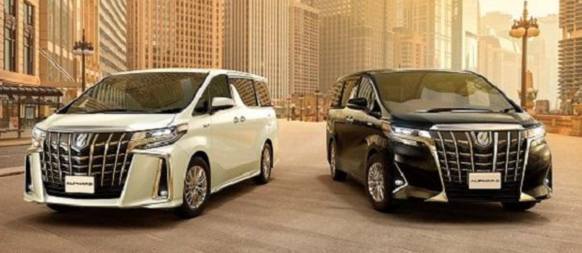 Toyota Alphard 於 12 月日本會推出改良新作,間接打破近期會推出大改款的傳言。