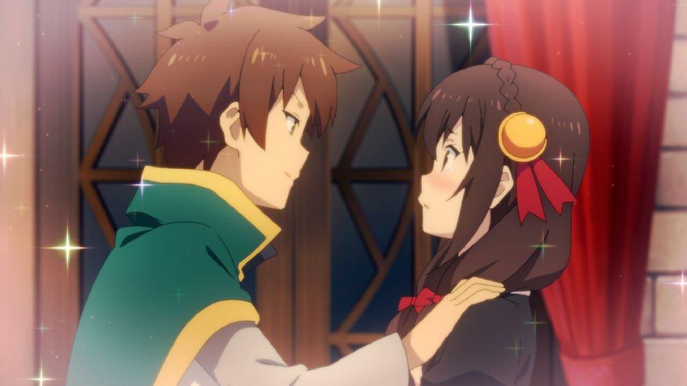 電影《為美好的世界獻上祝福!紅傳說》衍生的手遊在日本正夯