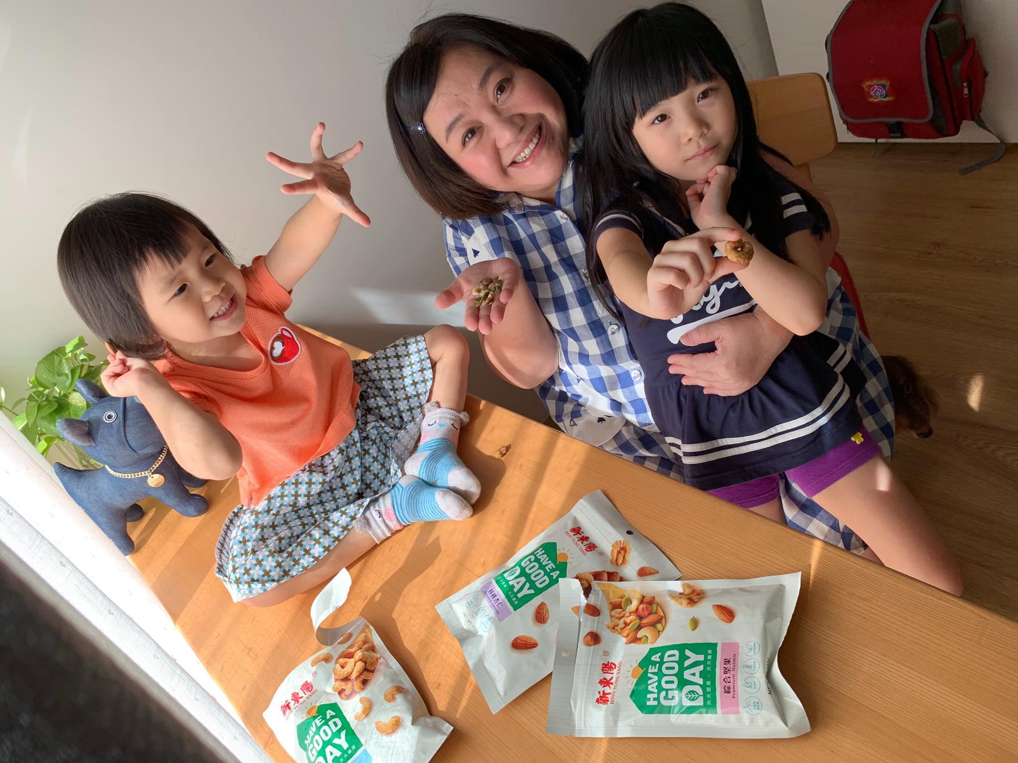 雖然有時候會失控吼小孩,但我還是希望用溫柔而堅定的愛,來教我兩個女兒