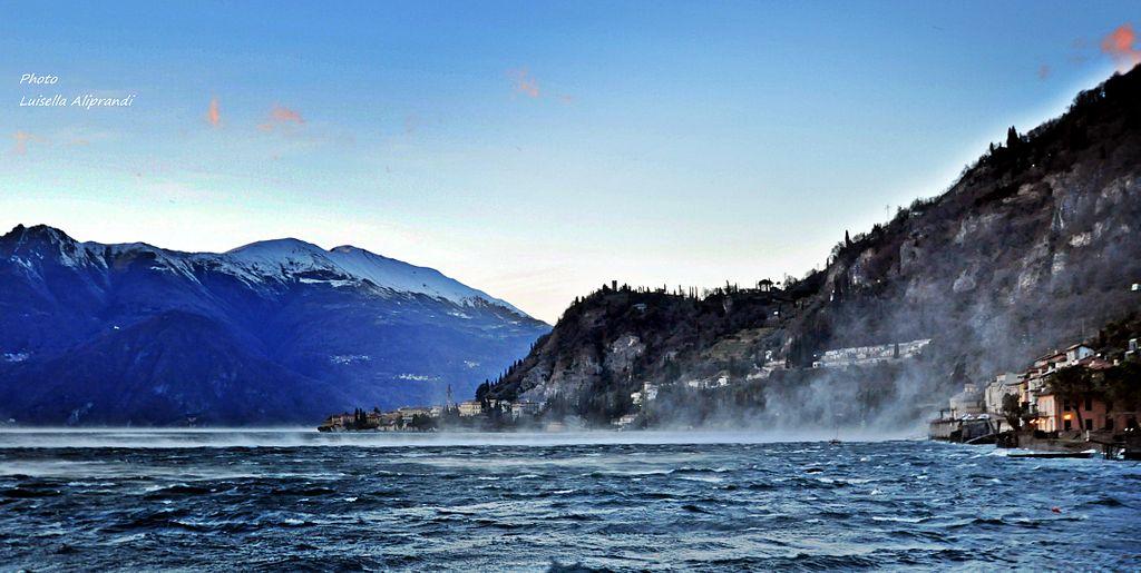 科莫湖 (Photo by Luisella Aliprandi, License: CC BY-SA 3.0, Wikimedia Commons提供)