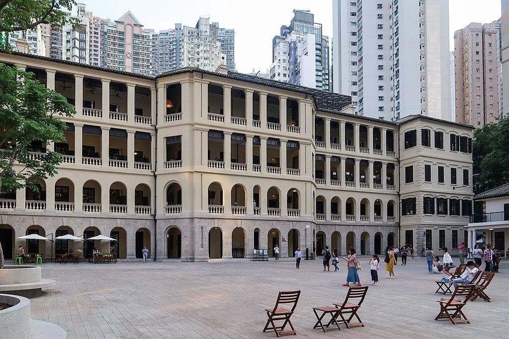 大館 (Photo by Wikipedia user -Wpcpey, License: CC BY-SA 3.0, Wikimedia Commons提供)