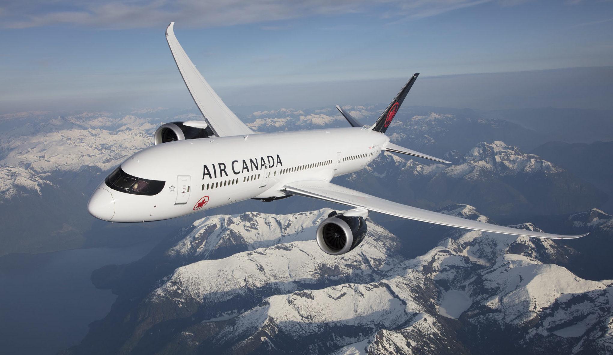 ▲加拿大航空採用夢幻客機波音787-9執飛台北-溫哥華航線(圖/加拿大航空)