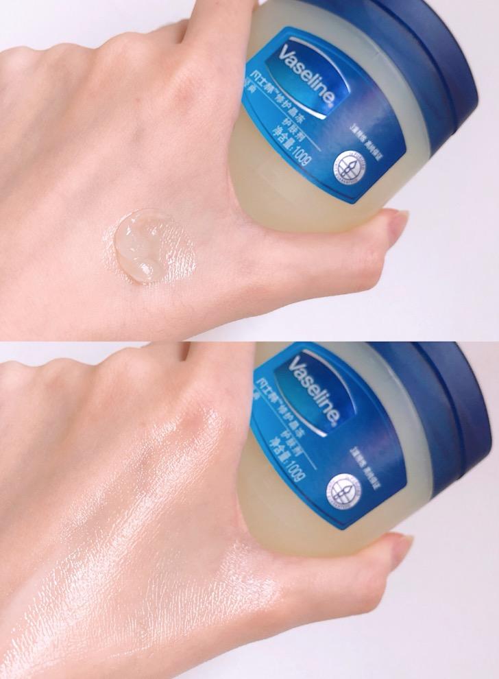 凡士林能幫助你塗得更漂亮、完美,當然,凡士林也能當作指緣油,幫助滋潤指甲邊邊的乾紋、脫皮。