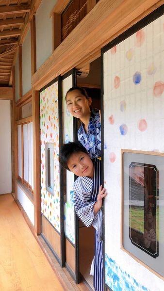 ▲為了這趟五天四夜的日本岡山行,馬克媽媽計畫了快4個月。