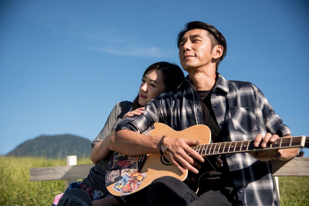《絕世情歌》電影同名歌曲引討論 「半首歌」快閃台中、高雄獻唱