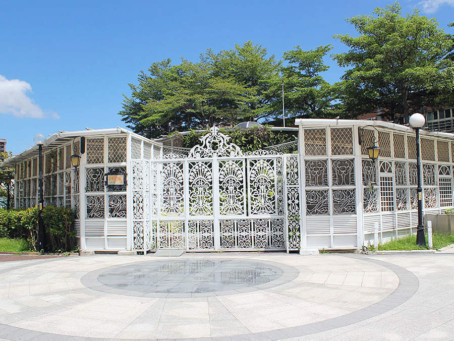 玫瑰公園(圖片來源:新北市觀光旅遊網)